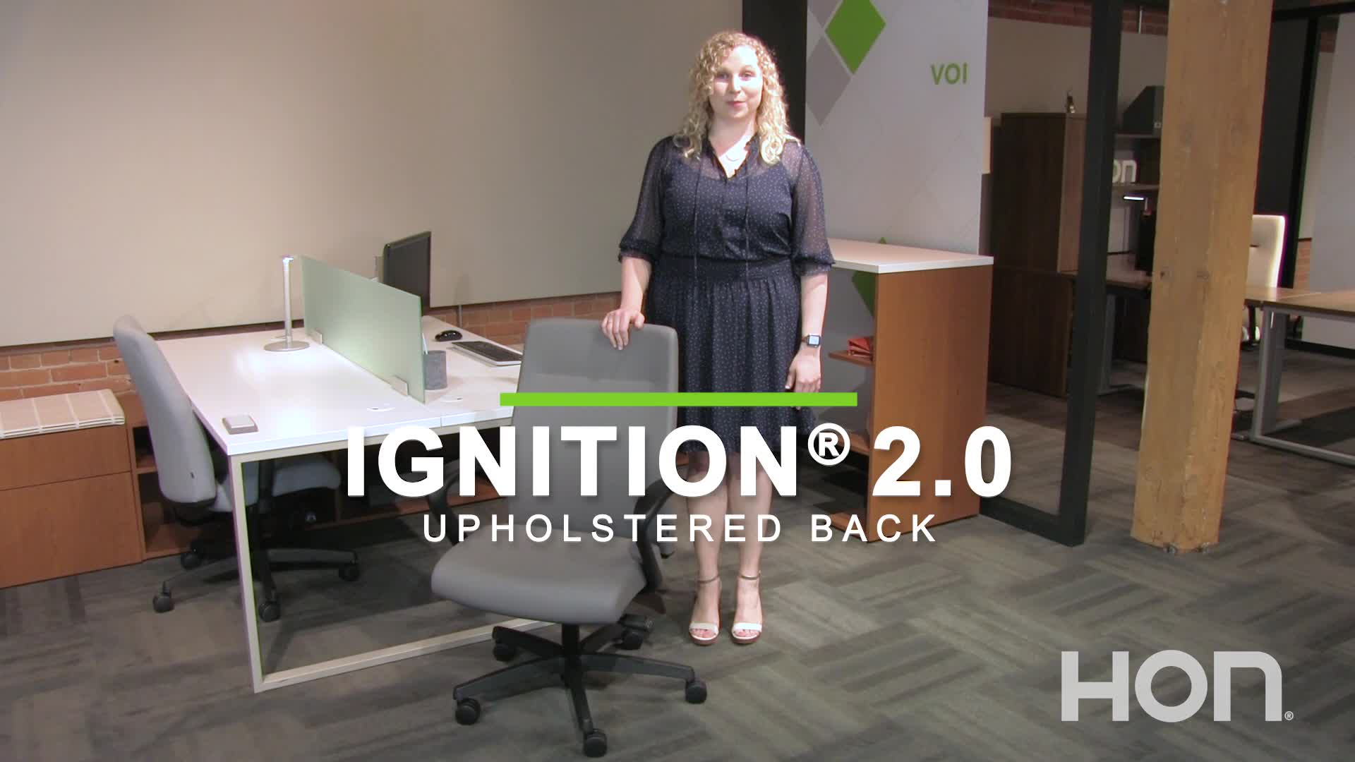 Ignition 2.0 Upholstered Back Two Minute Tutorial video link