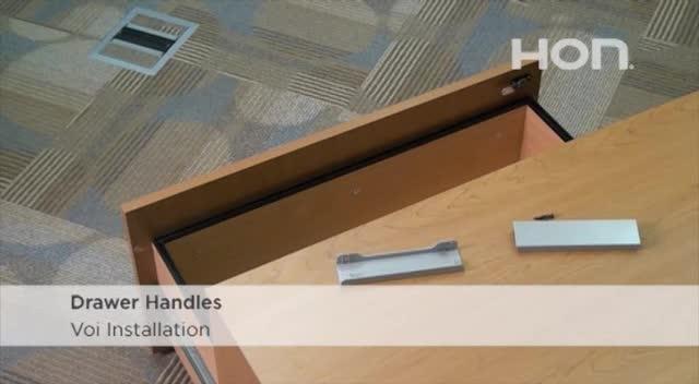 Voi Installation - Drawer Handles video link