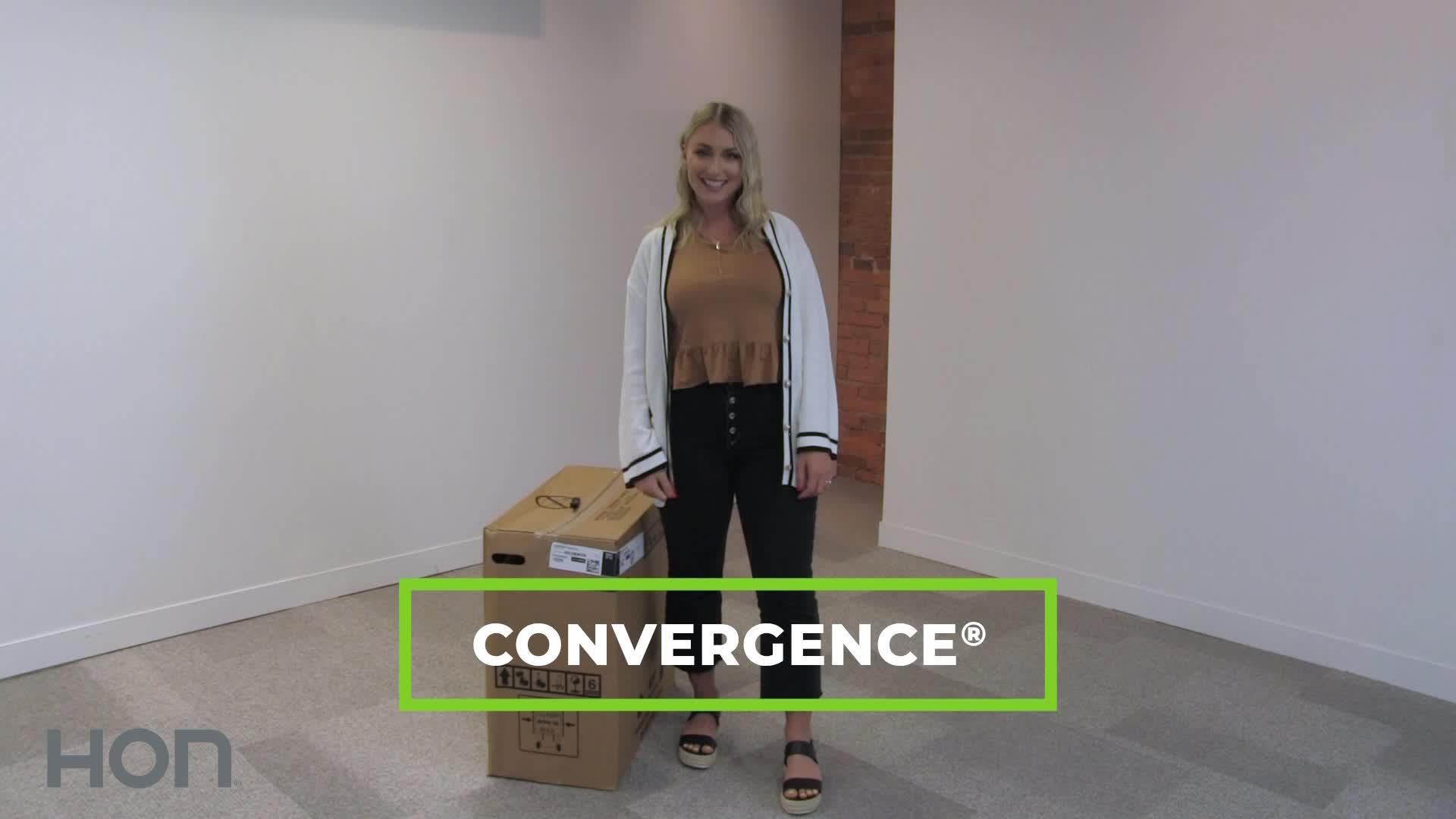 Convergence Installation video link