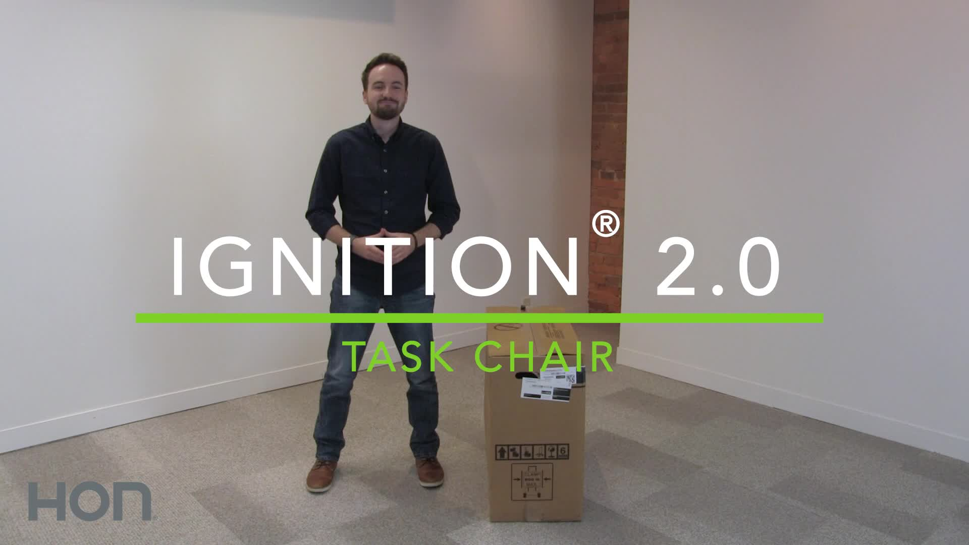 Ignition 2.0 Task Chair Installation video link