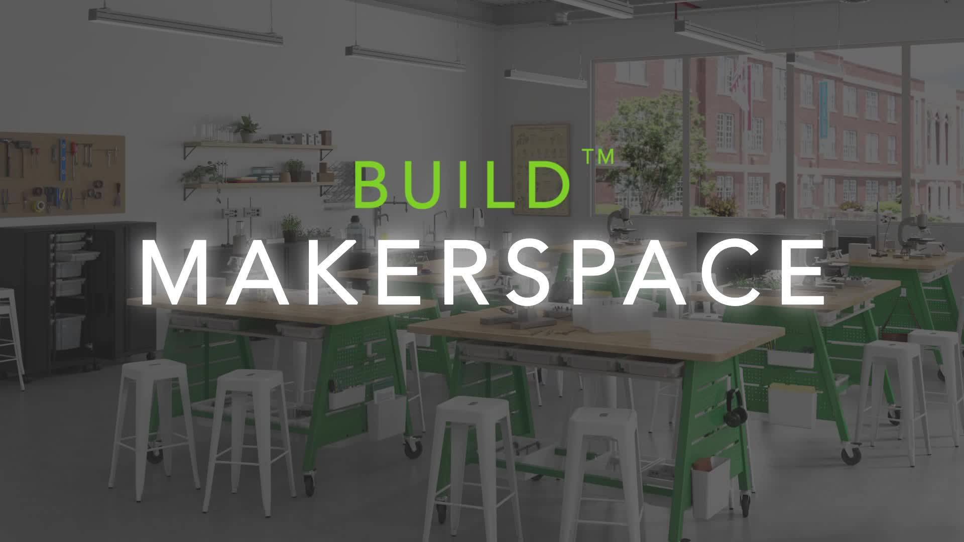 Build Makerspace Video video link