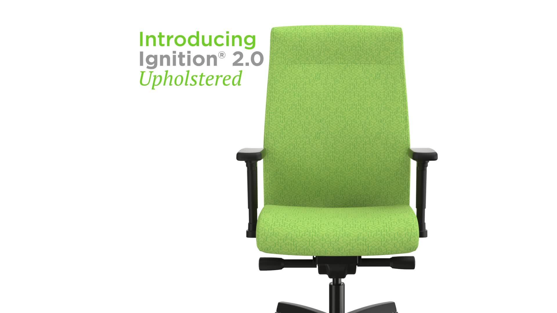 Ignition 2.0 Upholstered Animation video link
