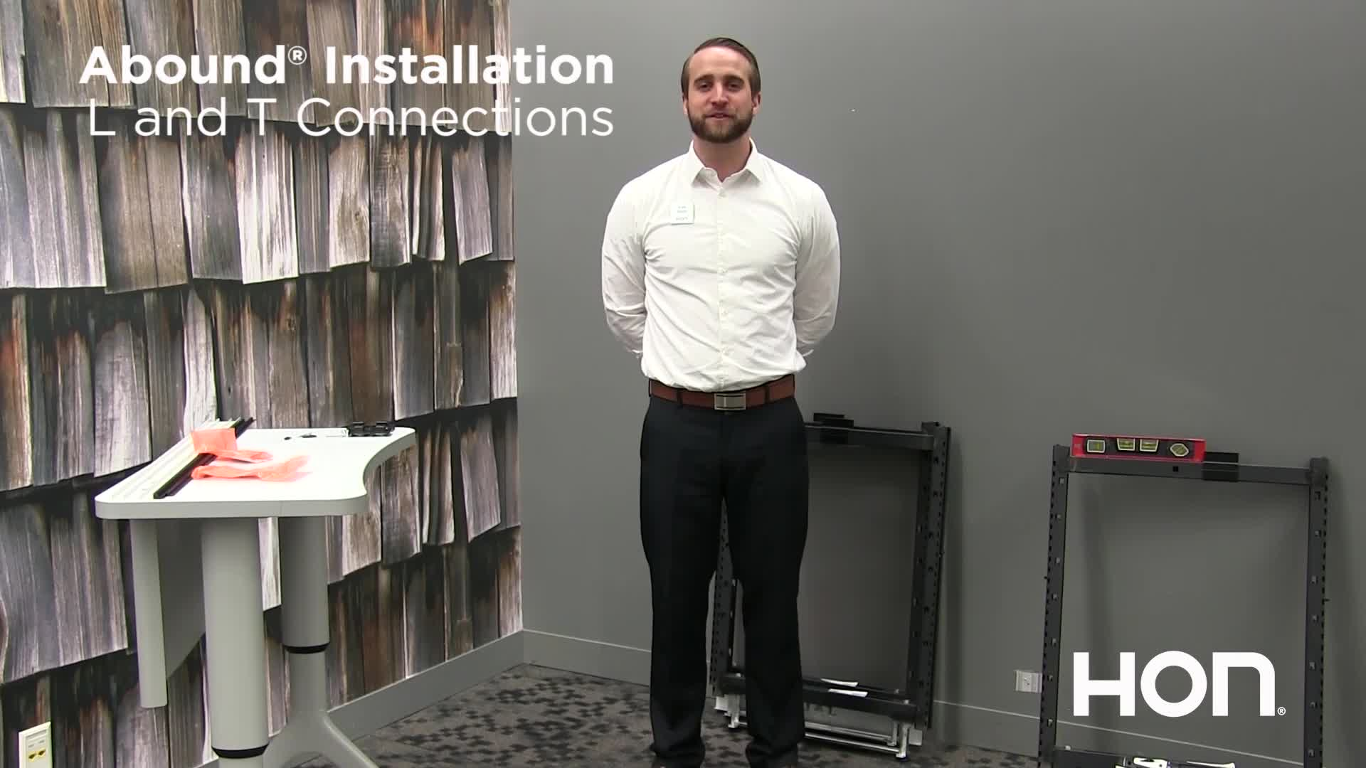 Abound Tips and Tricks - Installation L and T Connections video link