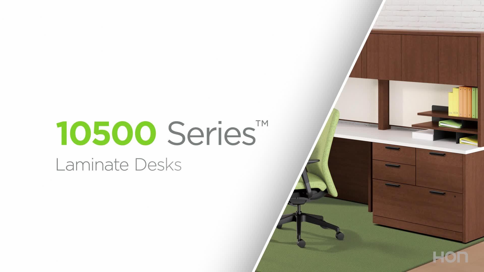 10500 Series Video video link