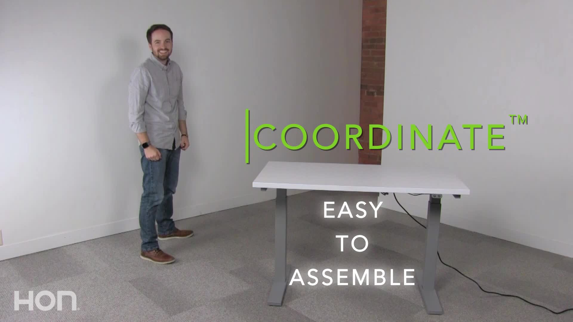 Coordinate Easy to Assemble Installation Video video link