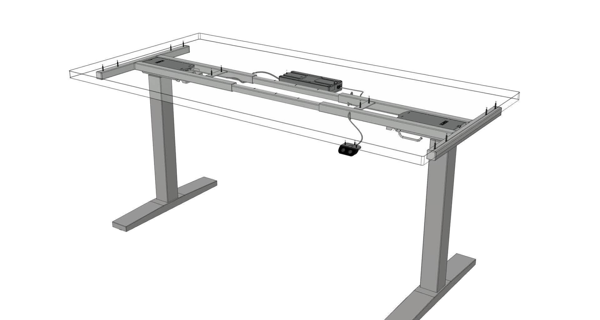 Coordinate Easy to Assemble Installation Animation video link