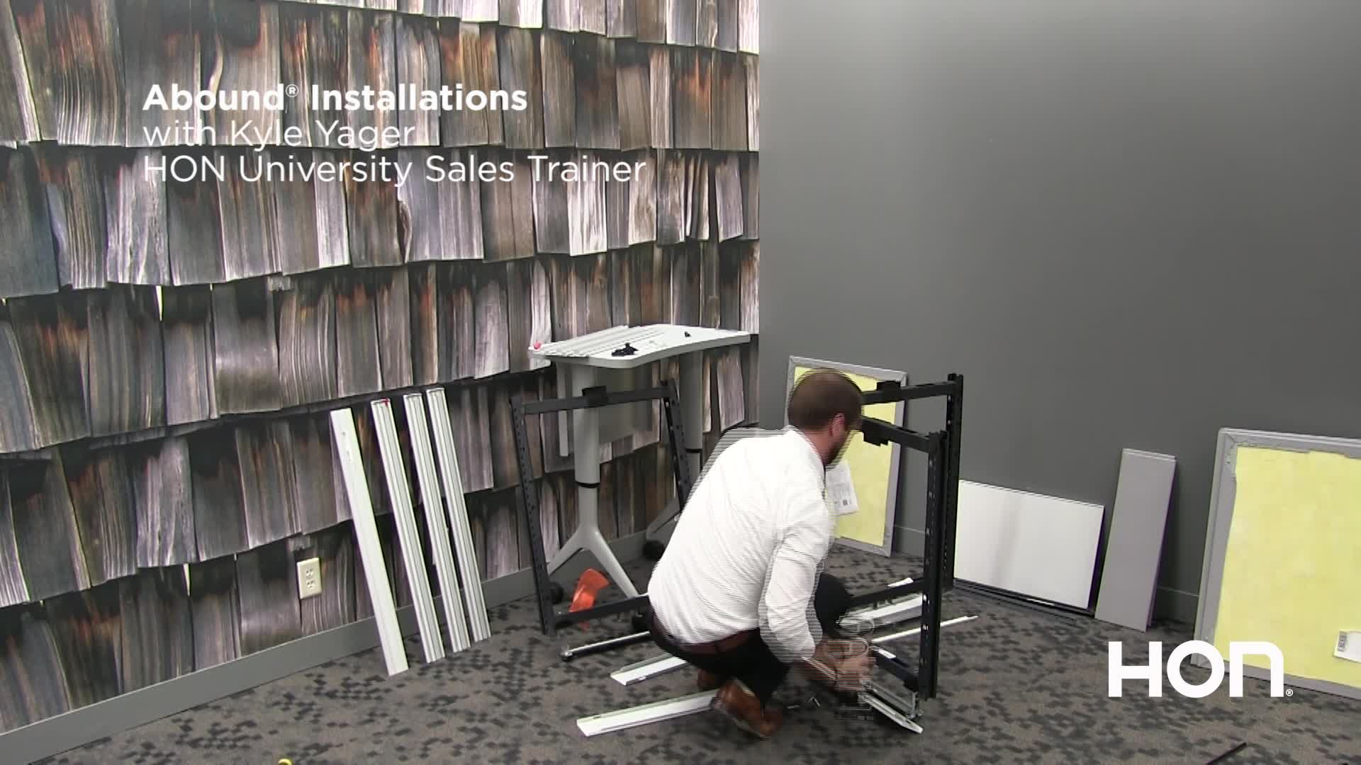Abound Tips and Tricks - Installation Fast Install video link