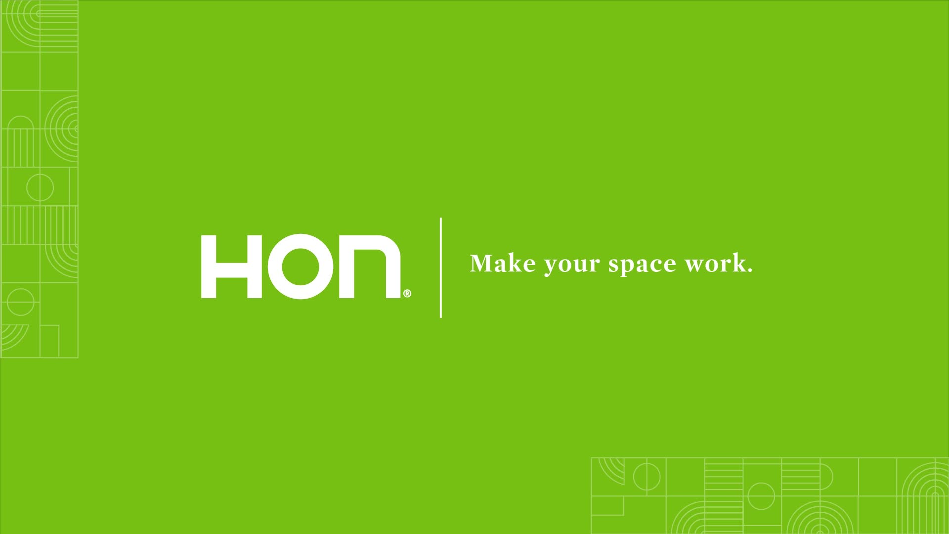Make Your Space Work video link