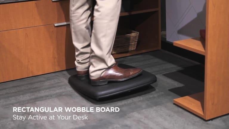 Wobble Board video link
