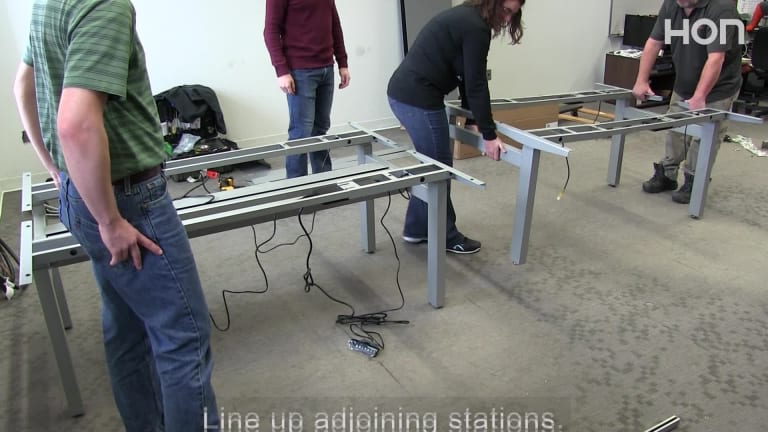 How To Install Empower Height-Adjustable video link