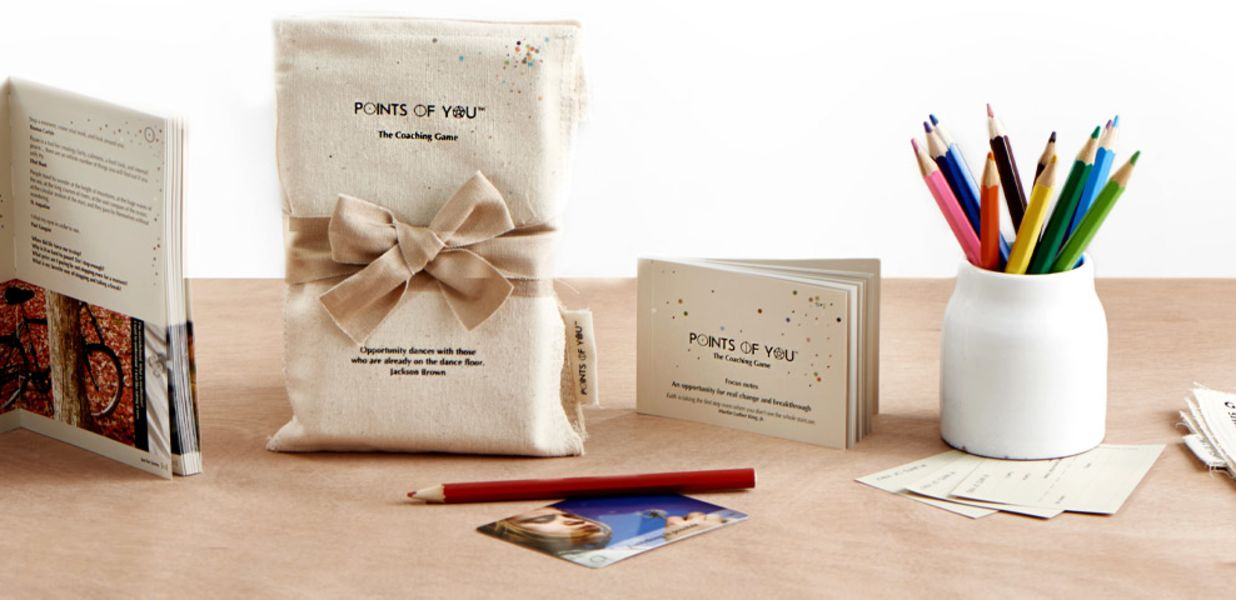 POINTS OF YOU® - Creative Tools for Training & Development