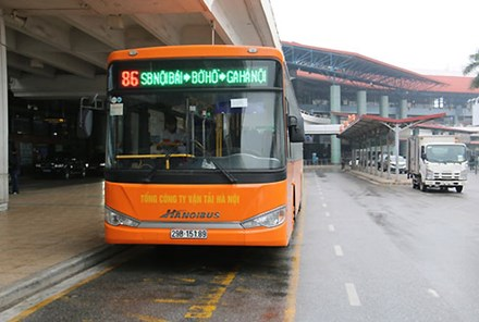 xe buýt công cộng