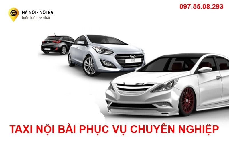 taxi Nội Bài Hà Nội chuyên nghiệp