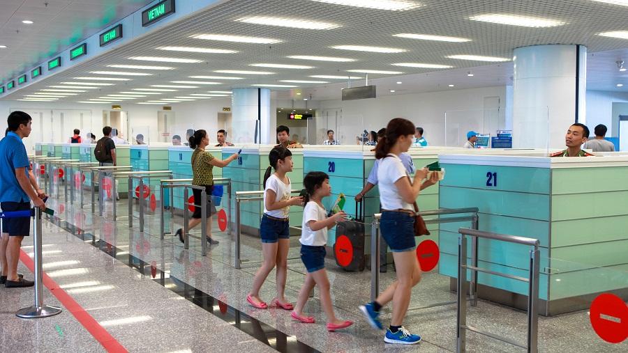 Check-in Nội Bài