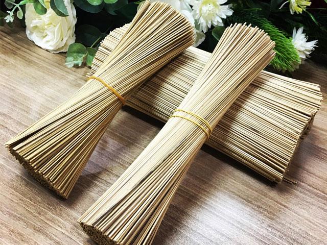 Round Bamboo Stick 8