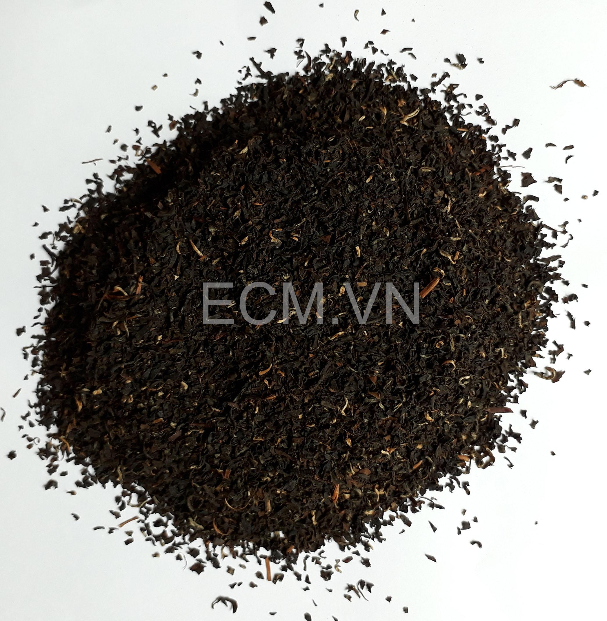 P black tea
