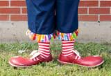 Clown photograph