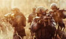 Military Tactical Operations Leader