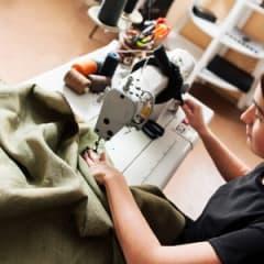 Sewing Machine Operator Thumbnail