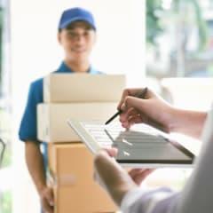 Postal Service Worker Thumbnail