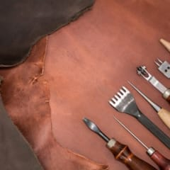 Leather and Shoe Worker Thumbnail