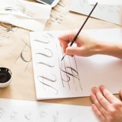Calligrapher Thumbnail