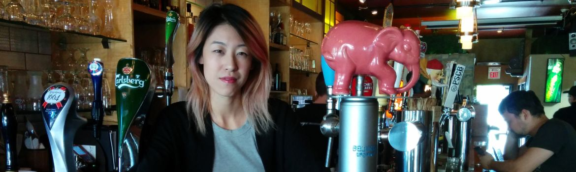 Picture of Bartender, Annie Ng