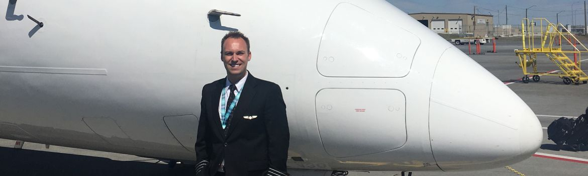 Picture of Commercial Pilot, Rupert Schuld
