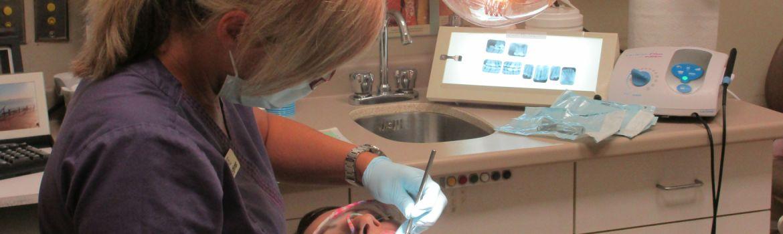 Picture of Dental Hygienist, Josie Collins