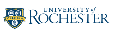logo for University of Rochester