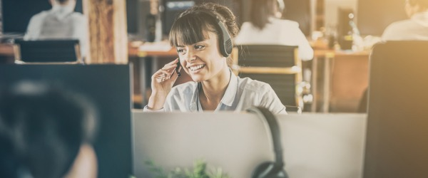 A telemarketer is a phone-based sales representative, working in employer call centres or for third-party call centre firms.