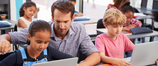 A teacher assistant is someone who works under a teacher's supervision to give students additional attention and instruction.