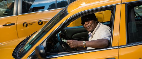 A taxi driver is a professional driver who transports passengers to their chosen destinations through the use of a taxi cab.