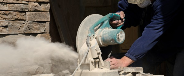 A stone cutter processes or shapes crude and rough pieces of rocks into desirable shapes, sizes and patterns for the purpose of building and creating structures.