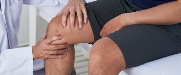 A sports medicine physician is a doctor who specializes in taking care of people who have sports injuries.