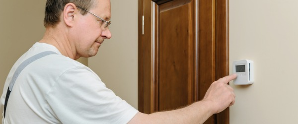 Weatherization Technicians help their clients find ways to make their homes more energy efficient.
