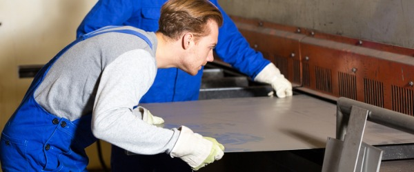A sheet metal worker is a skilled tradesman who creates, installs, and repairs sheet metal products.