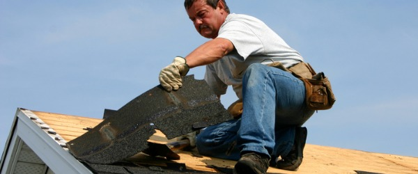 Roofers work on new installations, as well as renovations and roof repair projects.