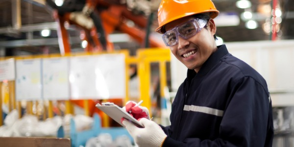 Quality control inspectors examine products and materials for defects or deviations from manufacturer or industry specifications.
