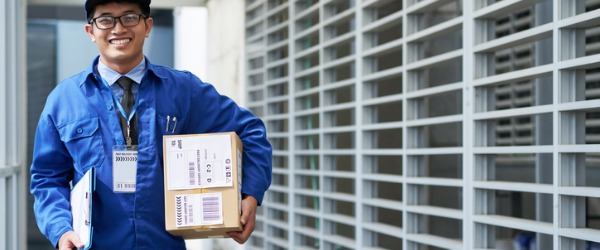 A postal service worker collects, sorts and delivers mail, as well as sells postal products.