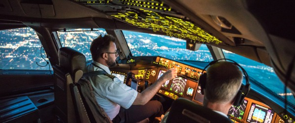 A pilot is able to operate aircraft in order to transport passengers or goods from one location to another.