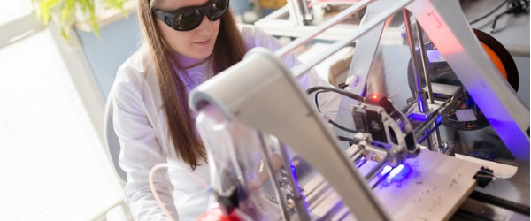 A photonics engineer creates and improves systems and products that use photonics—lasers, optics, fiber optics, and imaging.