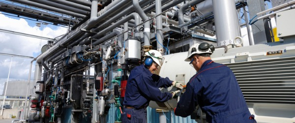 A petroleum pump system operator sets up, tends, operates and controls petroleum refining units at a petroleum refinery or a large ship pumping station.