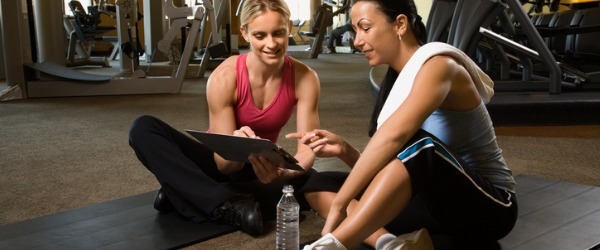 A personal trainer is someone who helps their clients achieve certain fitness goals, including but not limited to weight loss, strength training, toning, or overall health management.