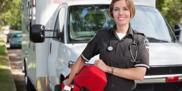 Paramedics respond to emergency calls, perform medical services and transport patients to medical facilities.