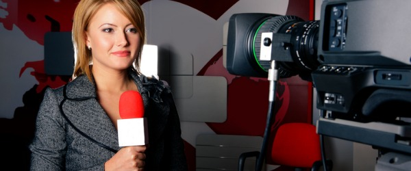 News reporters gather news and information to keep the public informed about important events.