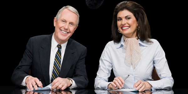 News anchors work closely with reporters and are responsible for gathering information, broadcasting newscasts throughout the day, and interviewing guests.