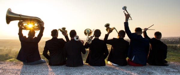 Musicians may perform as solo artists, in bands, ensembles, choirs, and orchestras either in front of live audiences or in the recording studio.