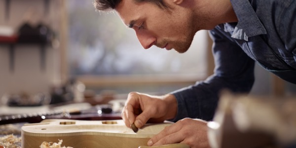 A luthier is an artisan who makes or repairs stringed instruments such as cellos, violins, guitars, mandolins, dulcimers and banjos.