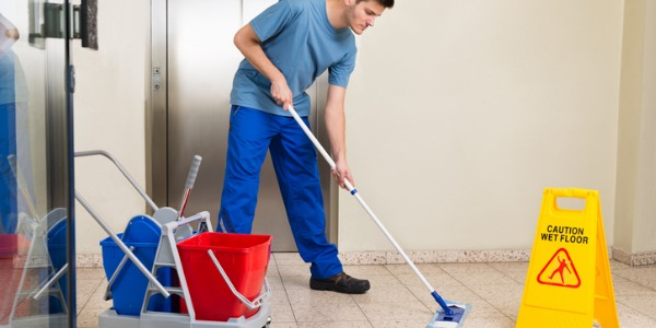 Janitors keep office buildings, schools, hospitals, retail stores, hotels, and other places clean, sanitary, and in good condition.